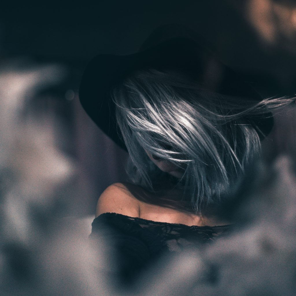 Is Gray Hair Better? · Starting Over At Sixty